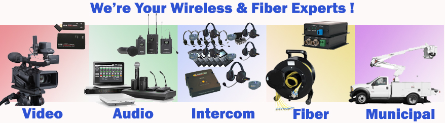 wireless and fiber